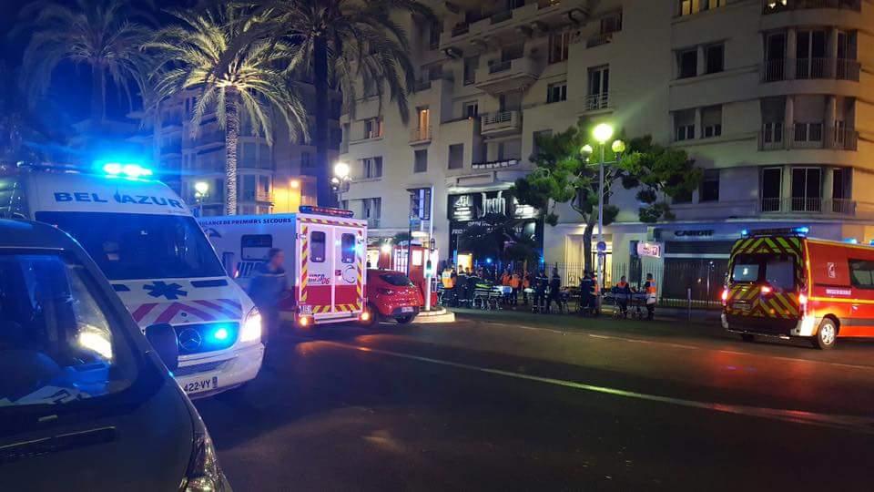 Attentat Nice 14 juillet 2016